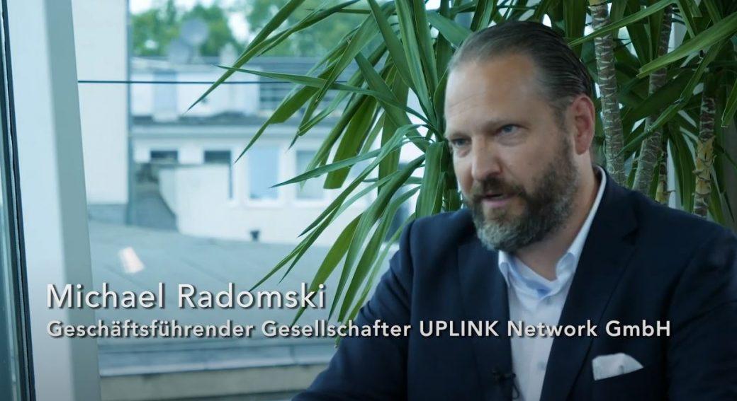 UPLINK CEO Michael Radomski