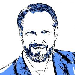 Michael Radomski, Sprecher der Geschäftsführung (CEO)